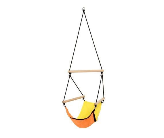 Lasten Riipputuoli 'Swinger' Yellow