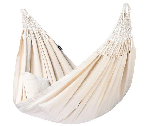 Perheriippumatto 'Luxe' White