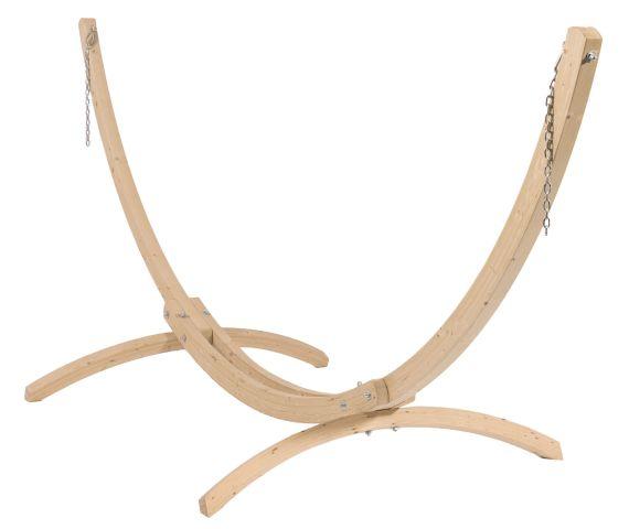 Riippumaton Kaksoisjalusta 'Wood'