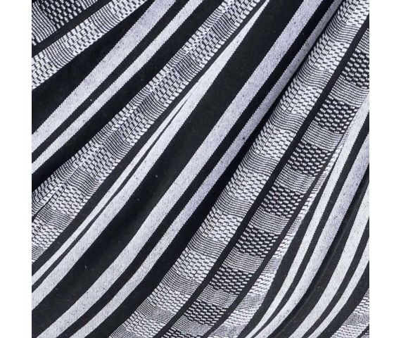 Viltti 'Comfort' Black White