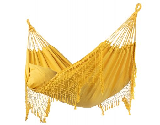 Kahden Hengen Riippumatto 'Sublime' Yellow