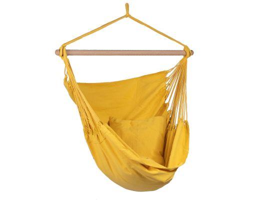Yhden Hengen Riipputuoli 'Organic' Yellow